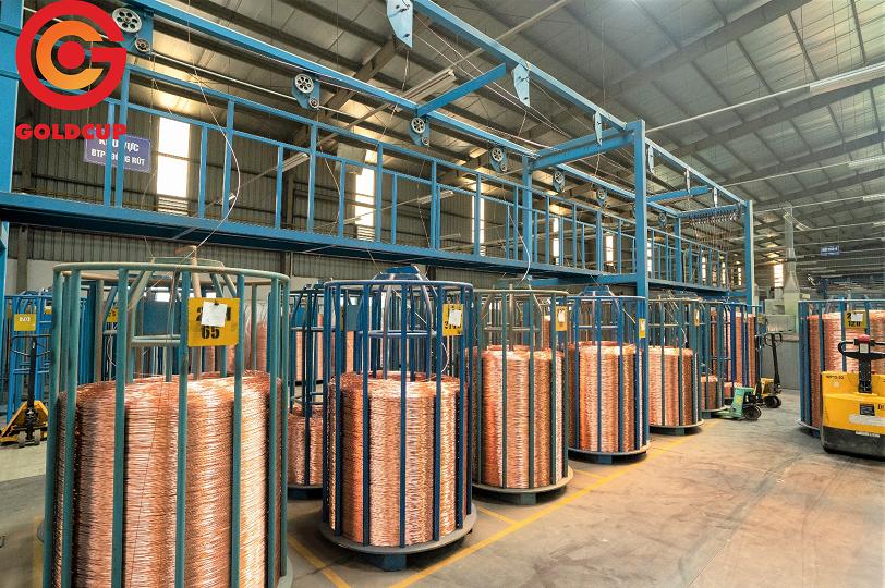 5 sự khác biệt tạp nên chất lượng cho sản phẩm dây cáp điện goldcup