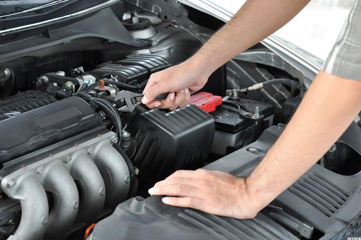Bảo dưỡng xe oto định kỳ