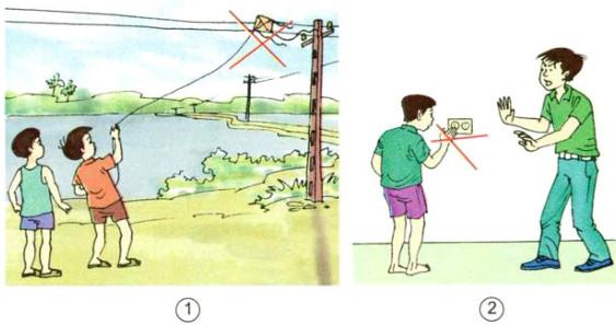 Các biện pháp ngăn ngừa điện giật