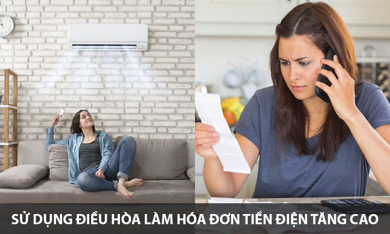 Cách sử dụng máy lạnh tiết kiệm điện cho gia đình