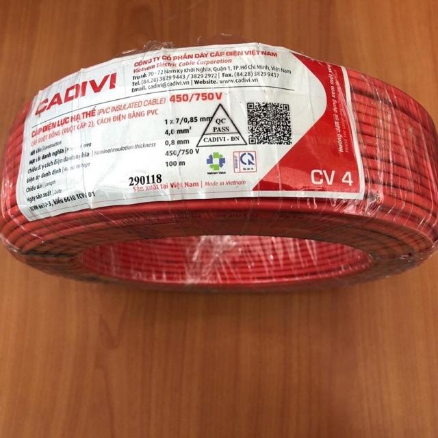 Cadivi sản phẩm mang thương hiệu quốc gia