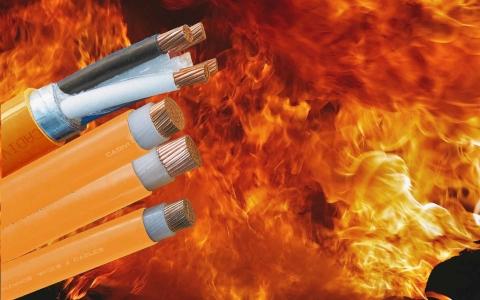 Cáp cháy chậm Cadivi