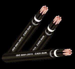 Cáp điều khiển Cadisun có màn chắn IEC 502
