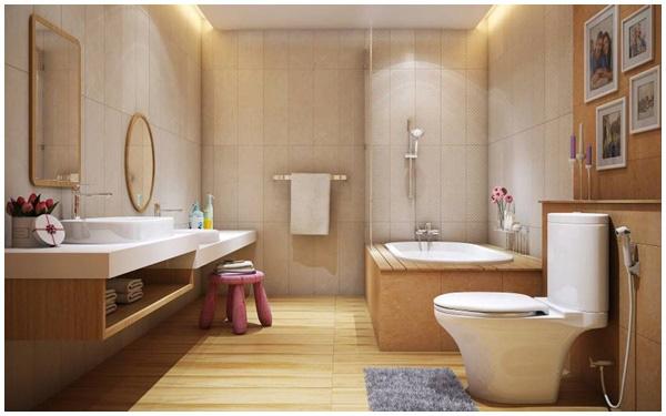 Chiếu sáng phòng tắm