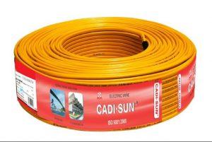 Dây điện Cadisun 1x1.5mm2