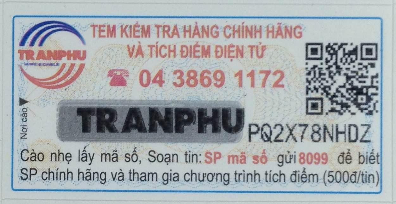 Dây điện Trần Phú chính hãng