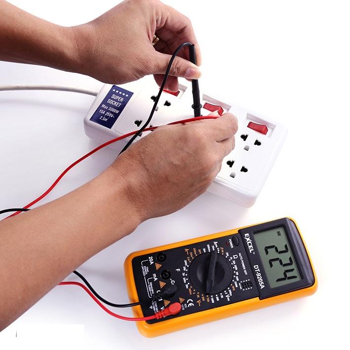 Đồng hồ đo dòng điện 1 chiều