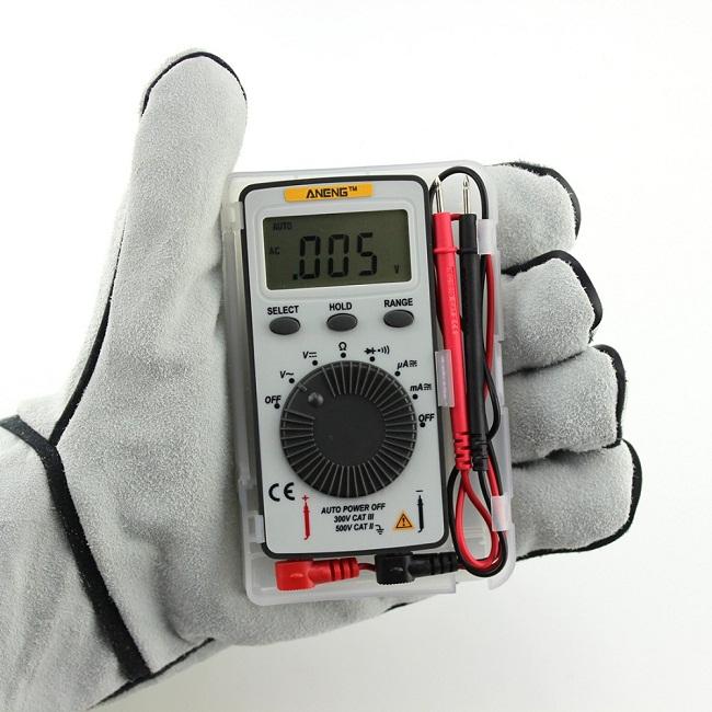 Hướng dẫn đo dòng điện 1 chiều bằng đồng hồ vạn năng
