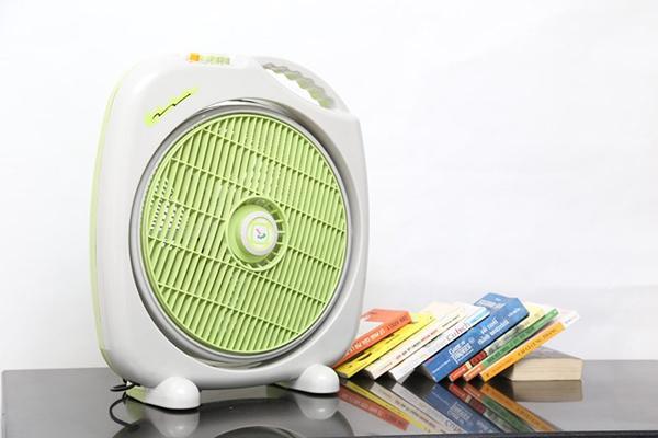 Mẹo sử dụng quạt điện giúp tiết kiệm điện tối đa vào mùa hè