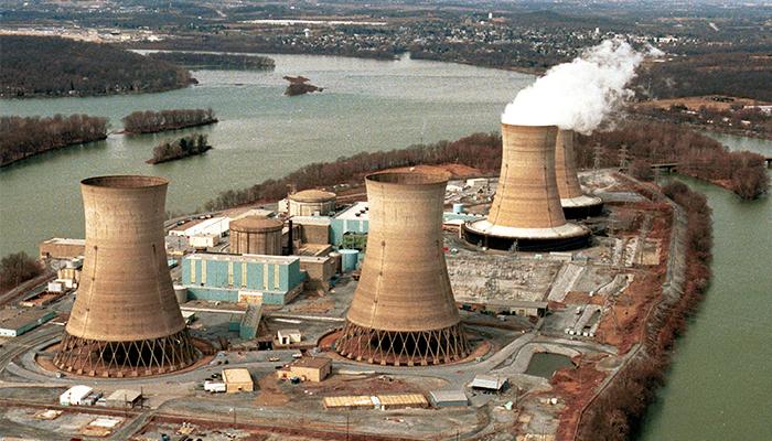 Nhà máy điện hạt nhân