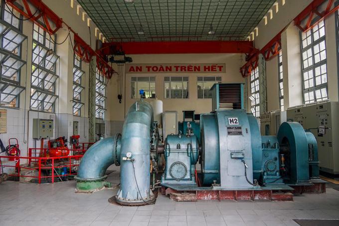 Nhà máy thủy điện Ankroet Đà Lạt