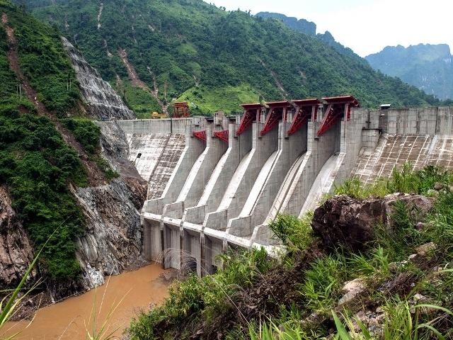 Nhà máy thủy điện Huội Quang