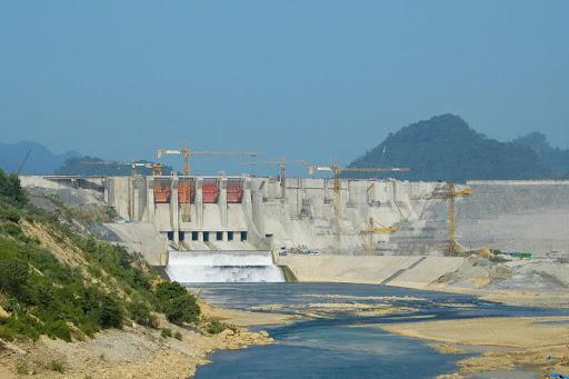 Nhà máy thủy điện Na Hang Tuyên Quang