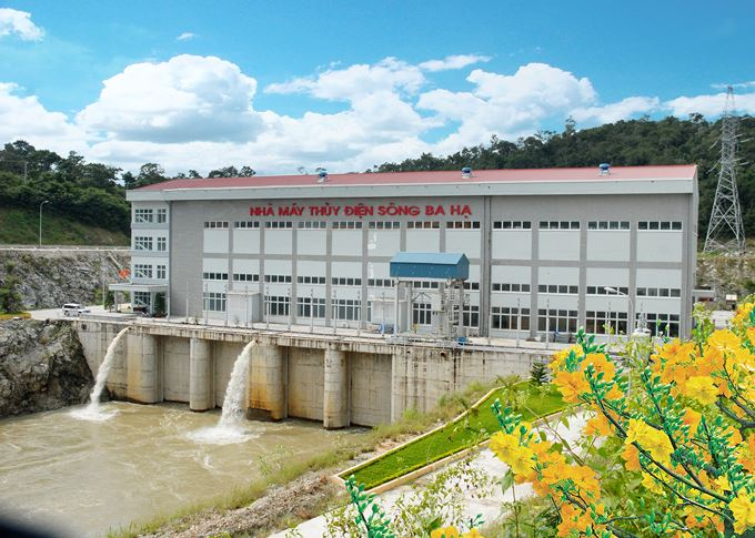 Thủy điện sông Ba Hạ