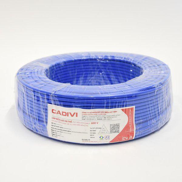 So sánh dây điện Cadivi và Daphaco