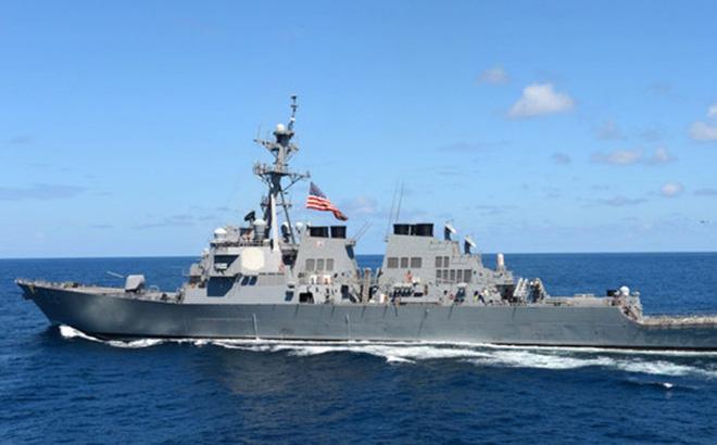 sử dụng cho tàu chiến