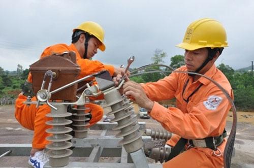 Thợ điện dân dụng