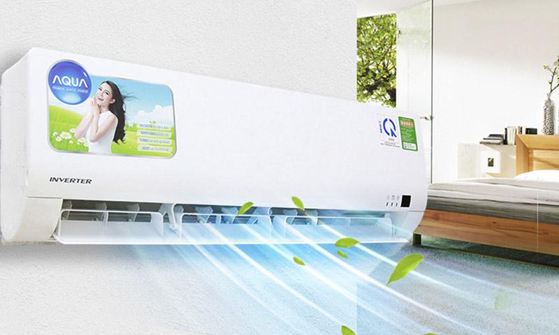 Tiết kiệm điện máy điều hòa với công nghệ Inverter