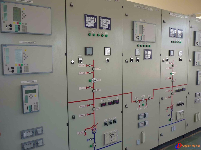Ứng dụng của tủ điện công nghiệp